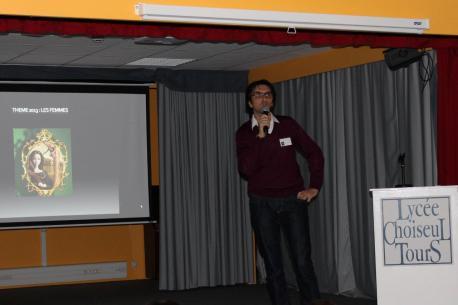 Stéphane GENET - Conférence inaugurale