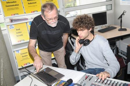 Jürgen, de la mission TICE